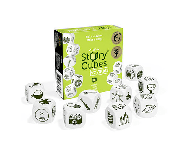 Story Cubes Viajes