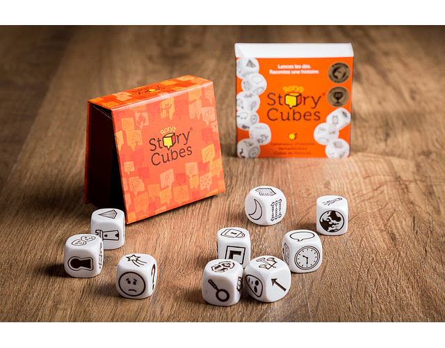Story Cubes Classic