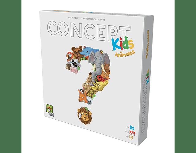 Concept Kids: Animales