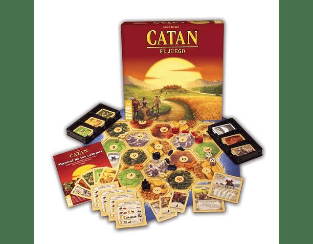 Catan: El juego