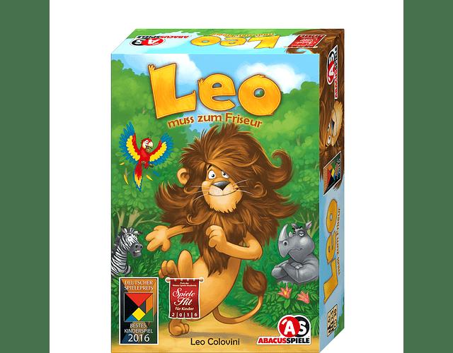 Leo (va al barbero)