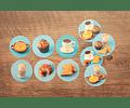 La 11 Coffee & Tea Party