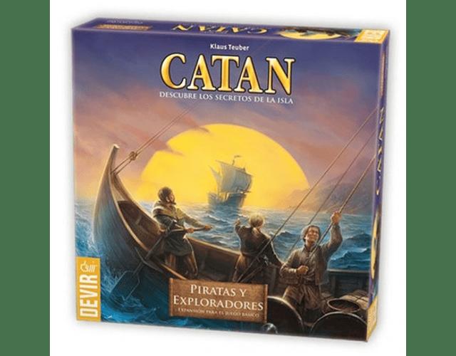 Catan: Piratas y exploradores