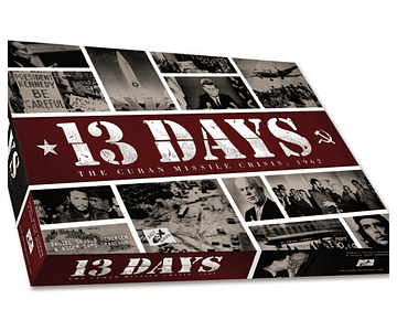 13 Days: The Cuban Missile Crisis (Inglés)