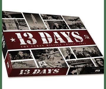 13 Days: The Cuban Missile Crisis (Inglés)