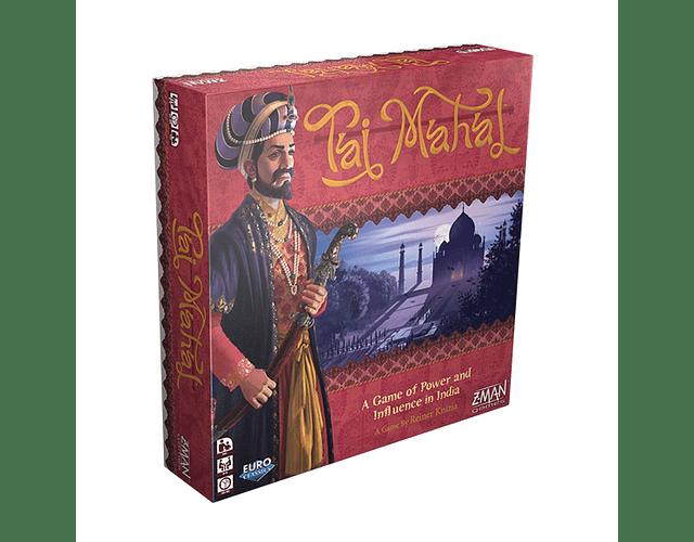 Taj Mahal (Inglés)