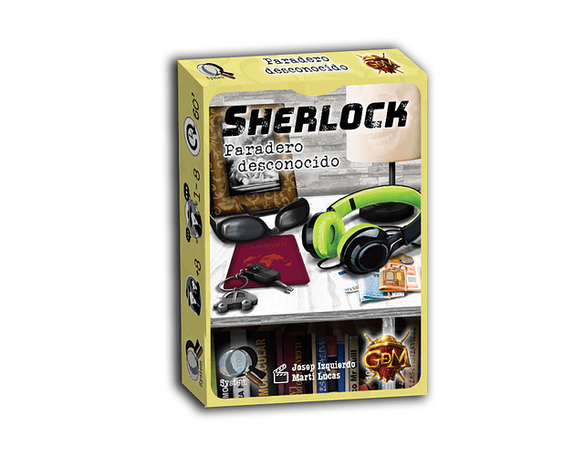 Sherlock: Paradero Desconocido