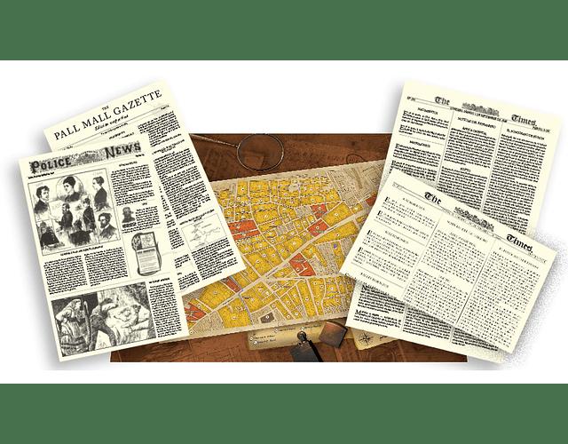 Sherlock Holmes Detective Asesor: Jack el Destripador y A...