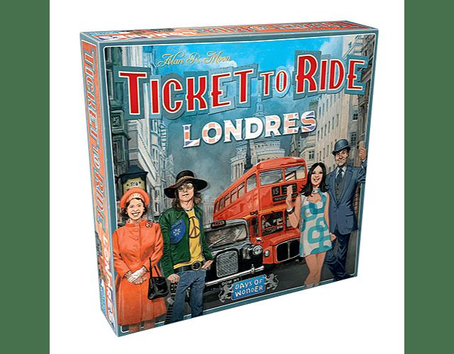 ¡Aventureros al Tren! Londres
