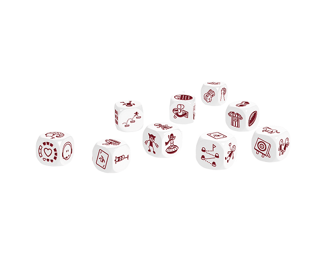 Story Cubes Heroes
