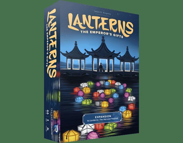 Lanterns: The Emperor's Gifts (Expansión de Yangtze)