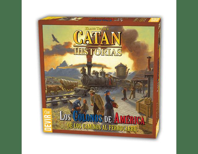 Catan: Los Colonos de América