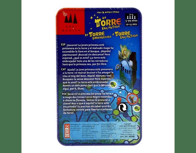La Torre Encantada (Edición de viaje)