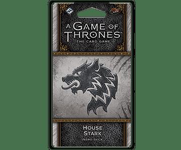 Mazo introductorio de la Casa Stark (Idioma Inglés)