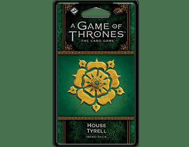 Mazo introductorio de la Casa Tyrell (Idioma Inglés)