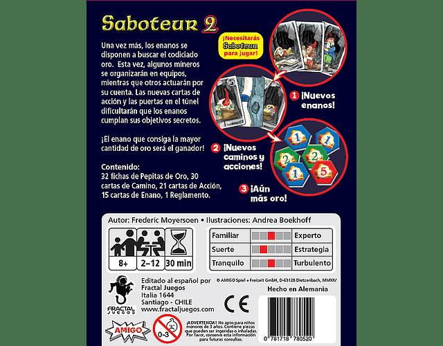 Saboteur 2 (Expansión)