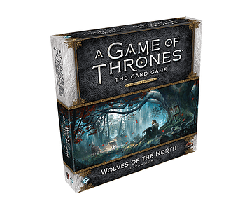 Expansión deluxe Wolves of the North (Idioma Inglés)