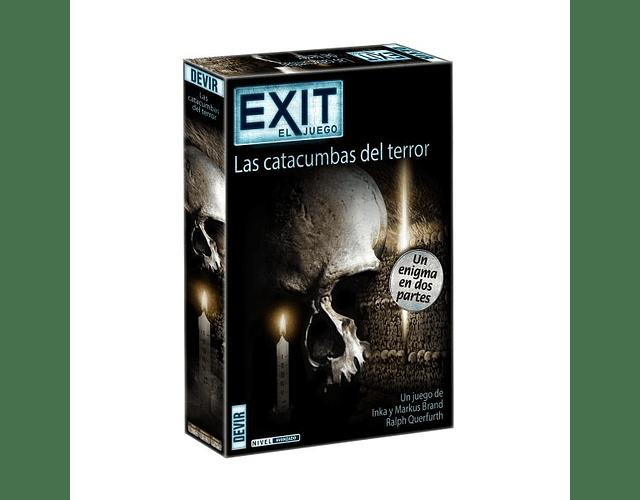 Exit: Las Catacumbas del Terror