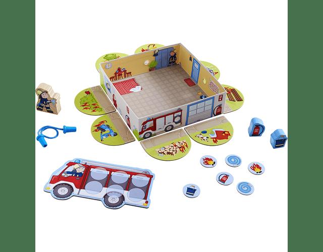 Mis primeros juegos: Los bomberos
