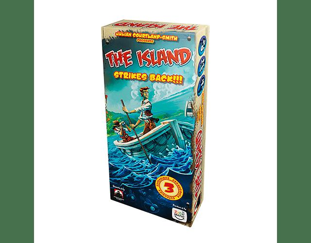 The Island Strikes Back (Expansión de The Island)
