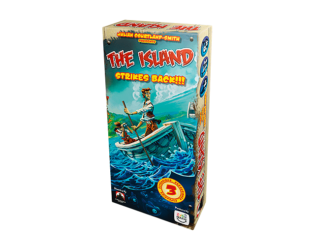 The Island Strikes Back (Expansión de The Island)