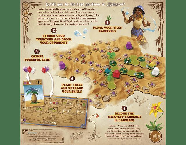 Ishtar: Jardines de Babilonia