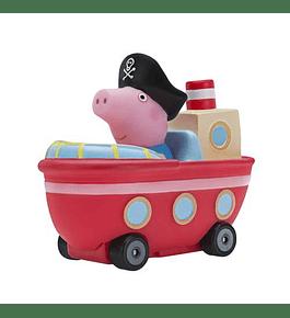 Carrinho Peppa Pig - Barco