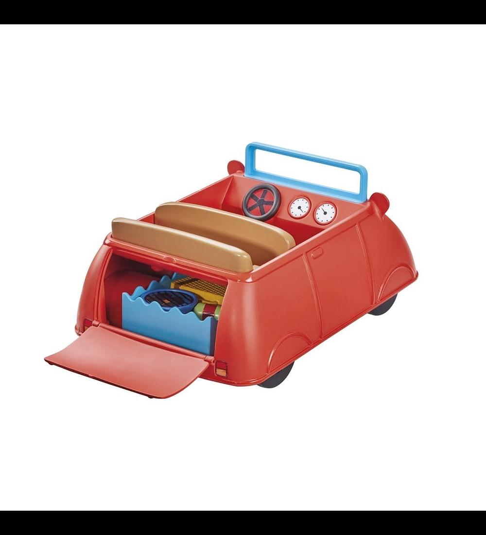 Carro de Luxo da Peppa Pig