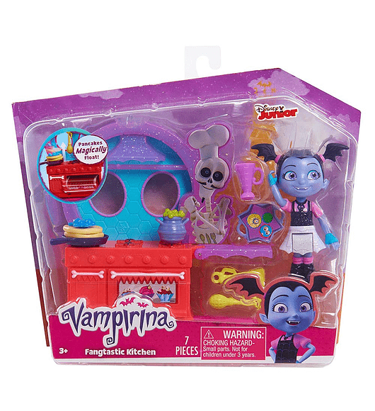 Conjunto Vampirina - Cozinha
