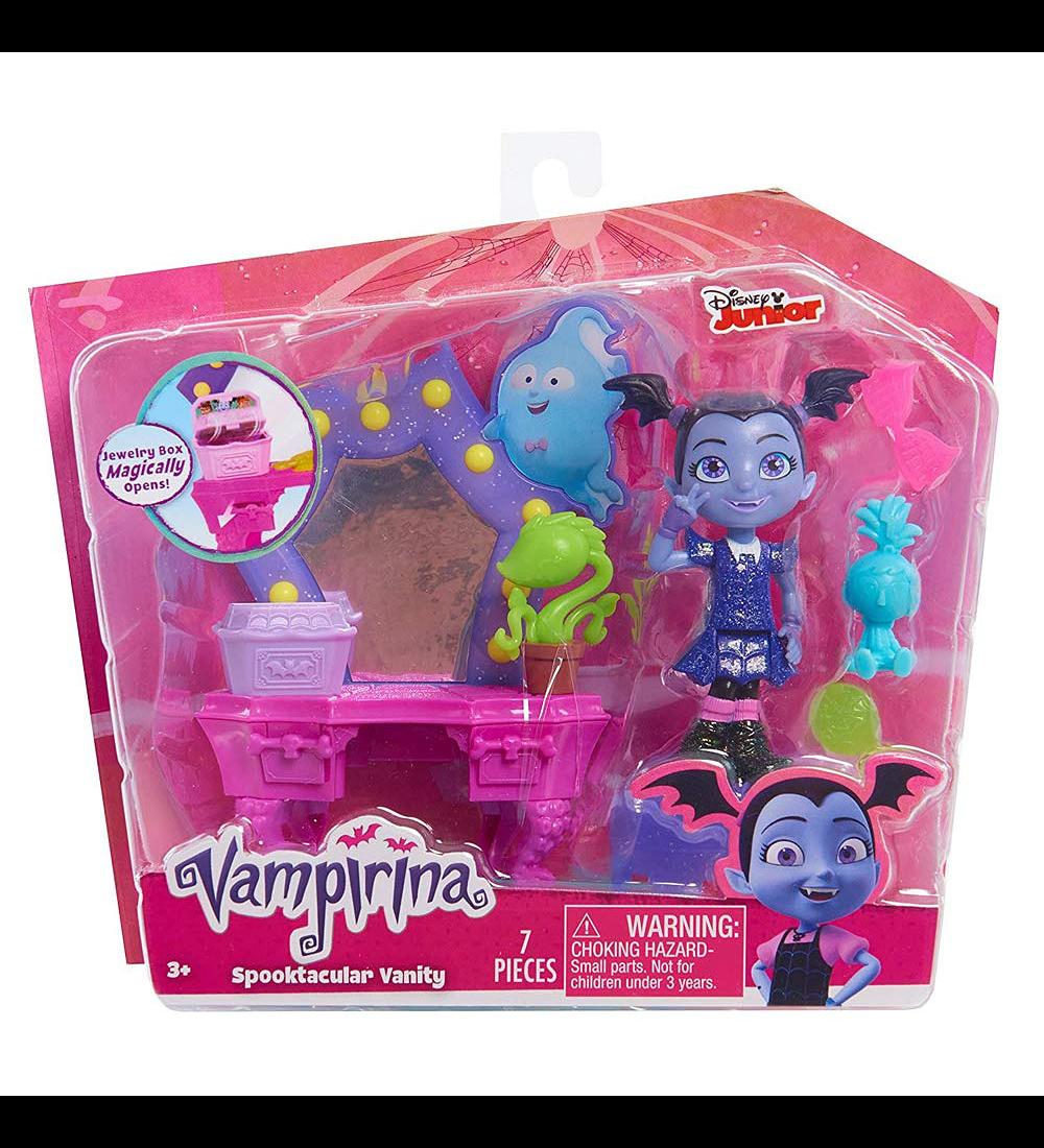 Conjunto Vampirina - Toucador