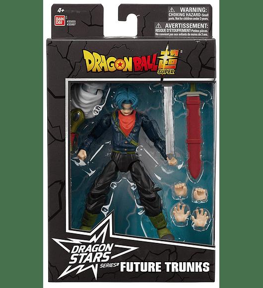 Dragon Ball Figura Deluxe - Future Trunks