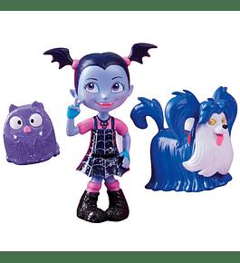 Figura e os Seus Amigos - Vampirina & Lobito