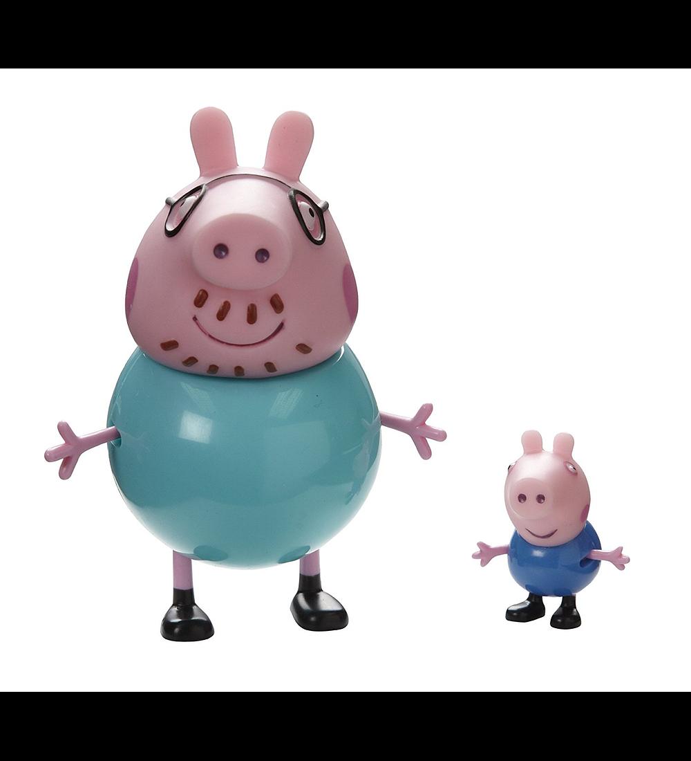 Figuras Coleccionáveis - George & Daddy