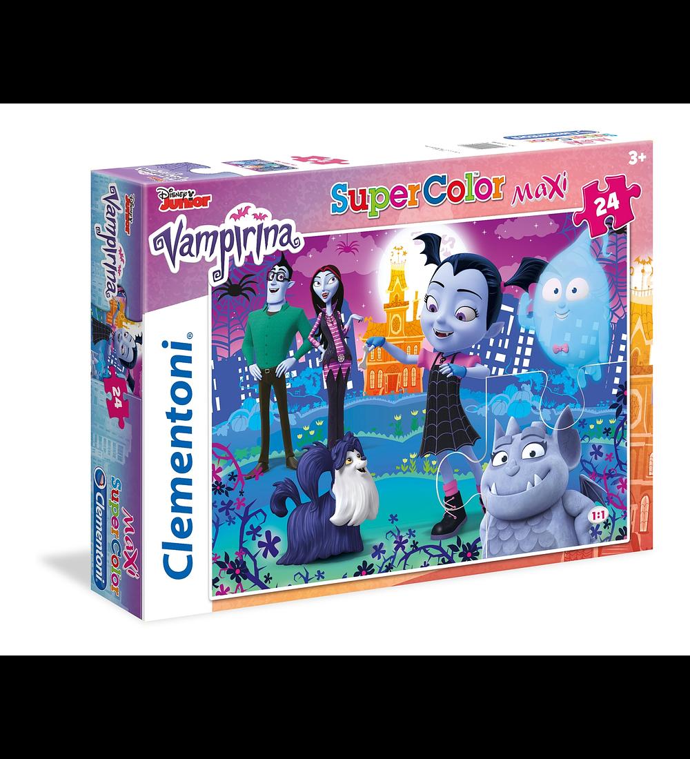Puzzle Maxi 24 pçs - Vampirina