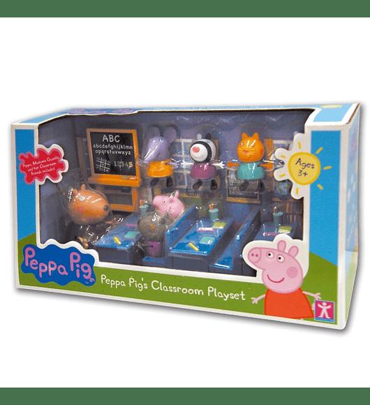 Vamos à Escola com Peppa Pig