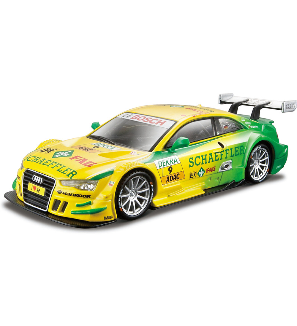Audi A5 DTM 9 Mike Rockenfeller