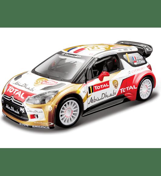 Citroën DS3 WRC 2013 Sébastien Loeb