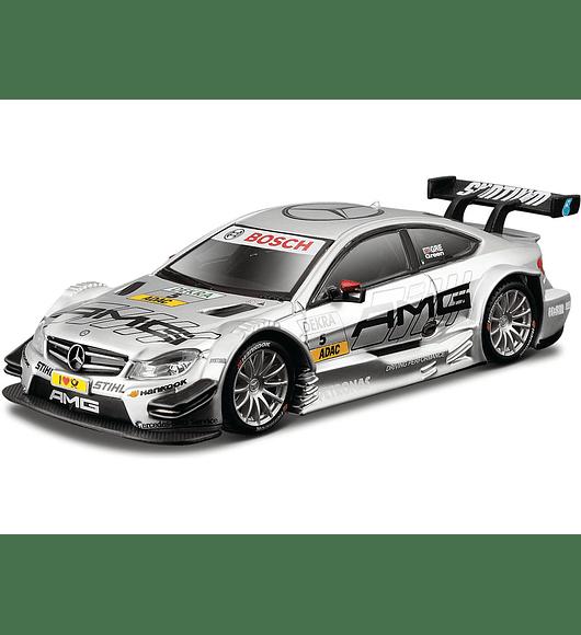 Mercedes AMG C-Coupé 5 Jamie Green