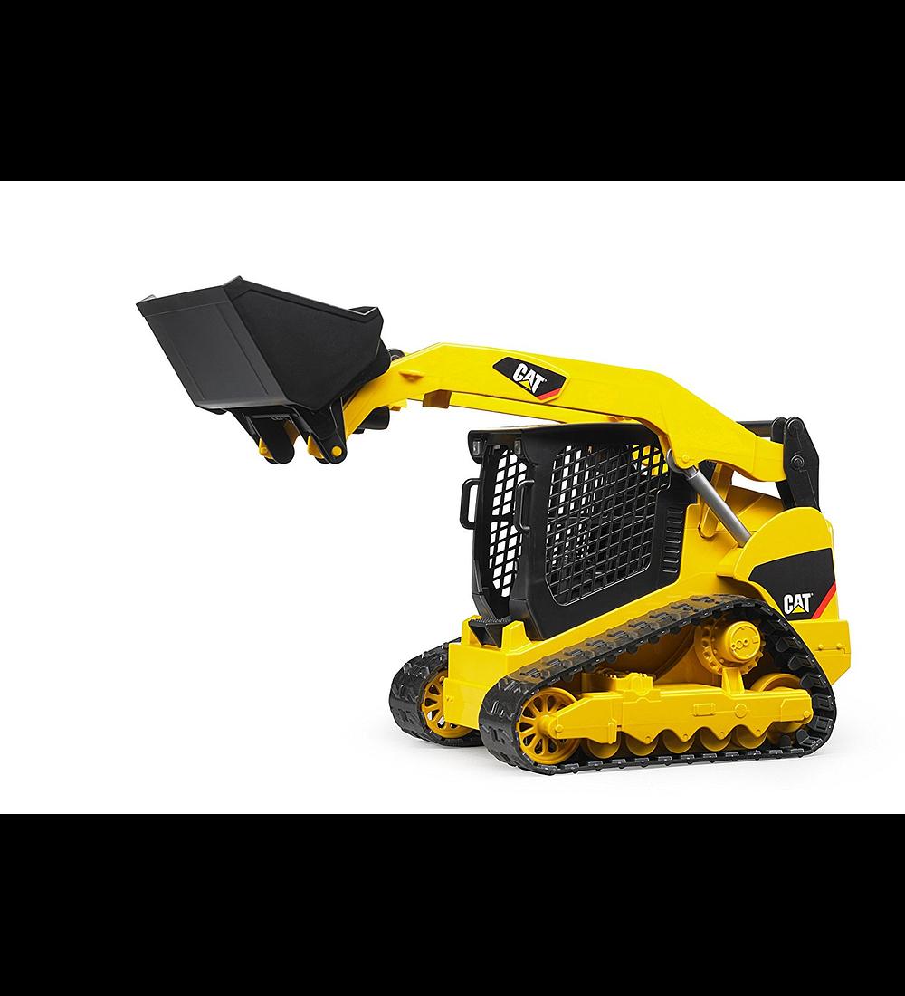 Carregadora Multi-Terreno CAT