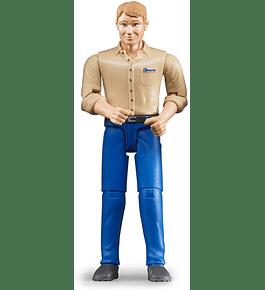 Homem - Jeans Azuis