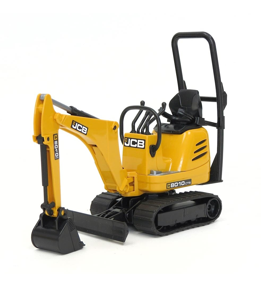 Micro Escavadora JCB 8010 CTS