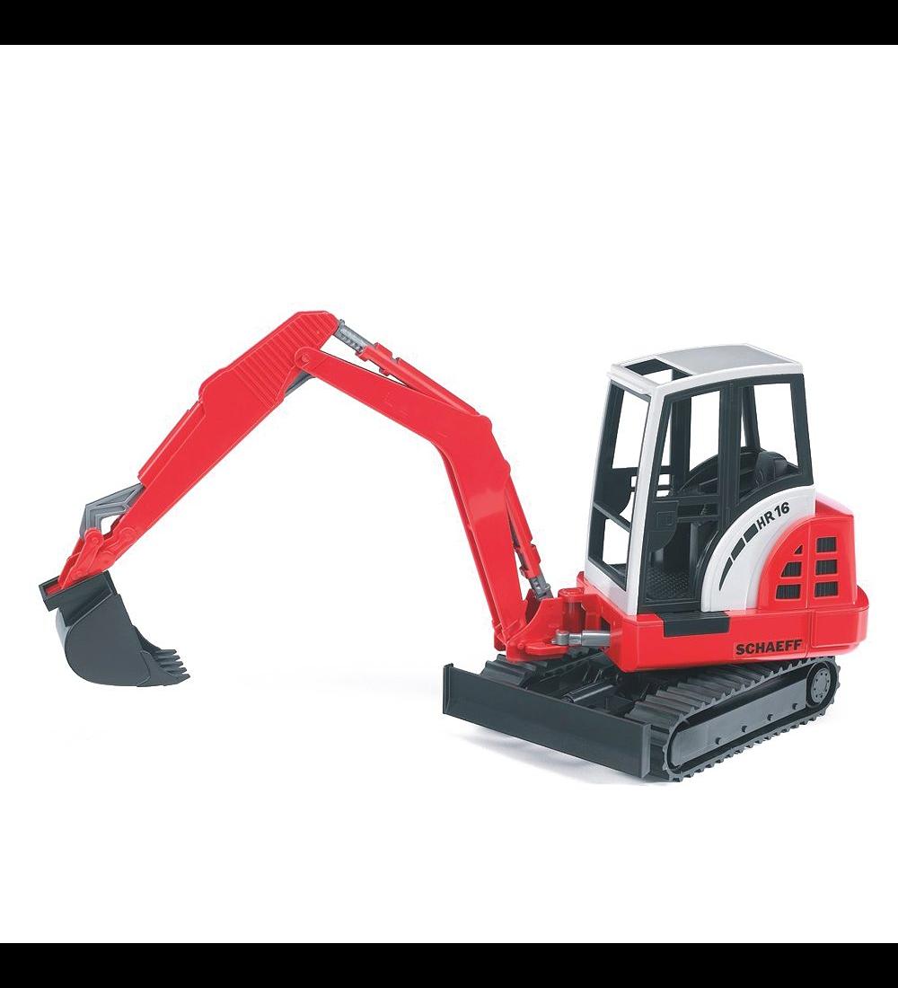 Mini Escavadora Schaeff HR 16