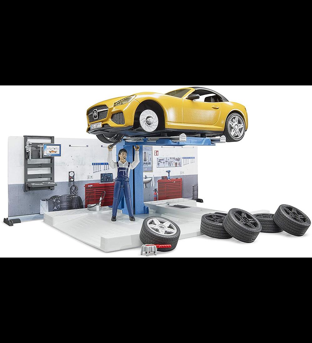 Oficina de Carros