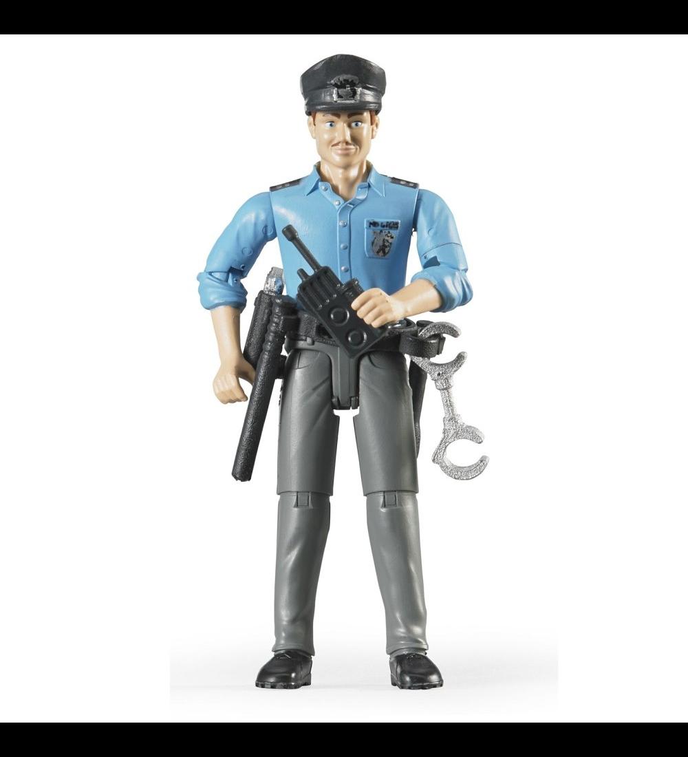 Polícia com Acessórios