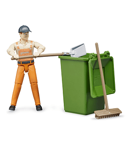Trabalhador de Recolha de Resíduos