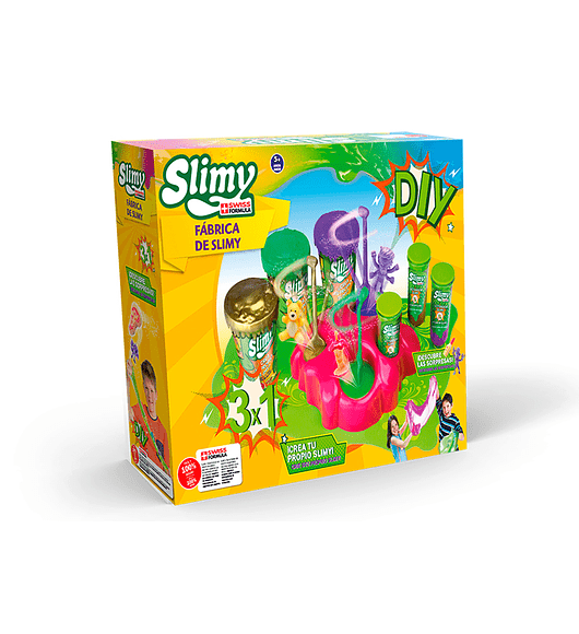 """SLIMY - Creations """"Grande Conjunto"""""""