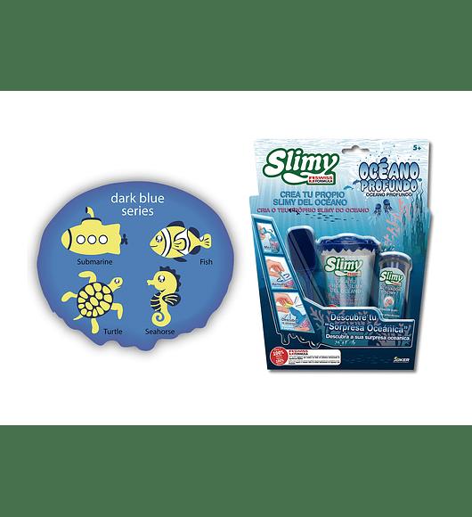 "SLIMY - Creations ""Oceano Profundo"" Azul Escuro"