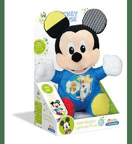 Baby Mickey - Peluche Luminoso