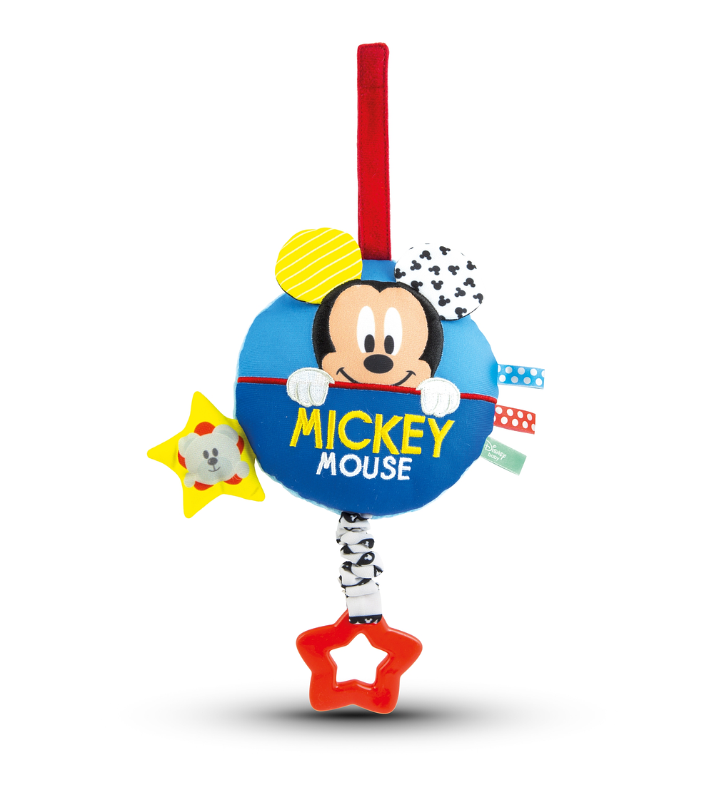 Caixa de Música - Baby Mickey
