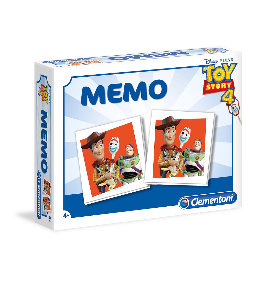 Memo - Toy Story 4